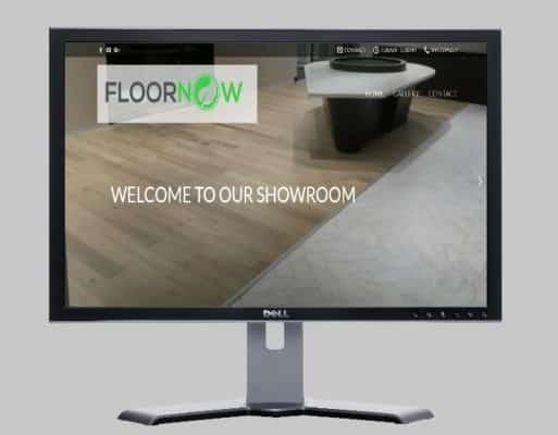 floor now