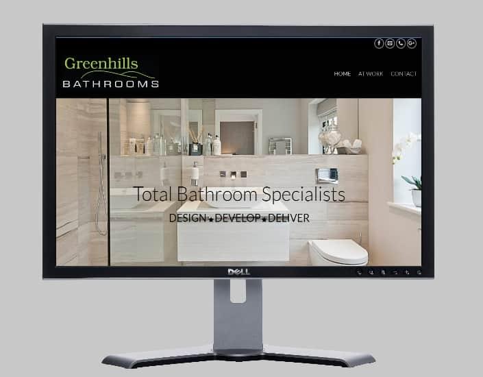 Greenhills Bathroom renovations