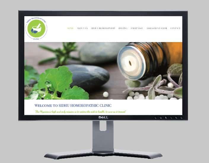 sidhu homeopathic clinic