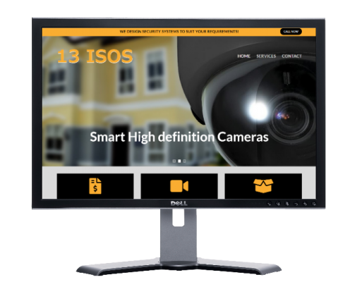 13 ISSO SECURITY SYSTEMS